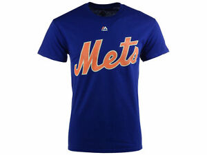 New York Mets MLBPA PETE ALONSO #20 BIG APPLE Youth Boys Tee Shirt Blue