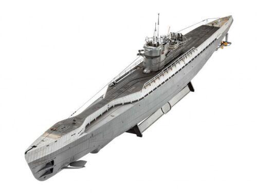Revell 05133 1:72 Deutsche U-Boot Type IX C//40  NEU OVP