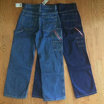 NWT boys 12 14 18 POLO Jeans Co Ralph Lauren carpenter denims indigo stonewash