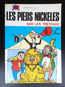 Les-pieds-Nickeles-N-55-1974-SPE-Jeunesse-joyeuse-TRES-BON-ETAT