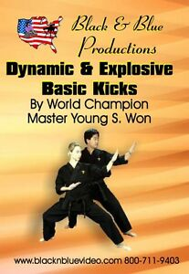 Dynamic-and-Explosive-Basic-Kicks-By-Master-Young-Won-Instructional