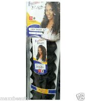 Freetress Premium Synthetic Hair Braid - Deep Twist Bulk 22
