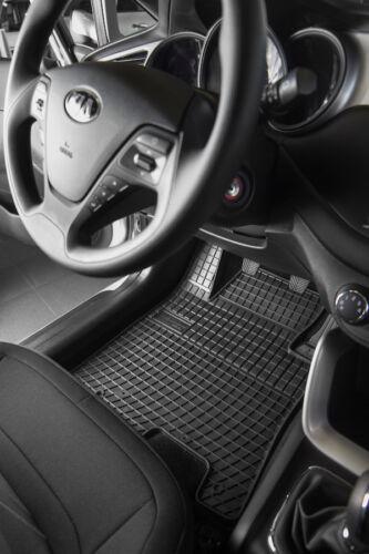 2010- Gummimatten Gummifußmatten Matten 4-tlg VW Passat B7 0392