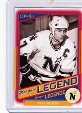 12-13 2012-13 O-PEE-CHEE NEAL BROTEN LEGEND RED WRAPPER REDEMPTIONS 523 STARS