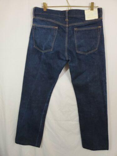 Momotaro  Blue Japan Selvedge Denim Redlines Jeans