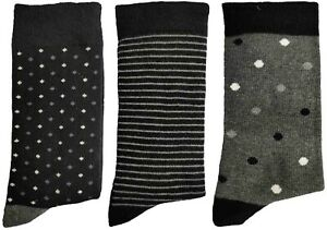 3-Pairs-of-Ladies-JA20-Patterned-Cotton-Socks-by-Jennifer-Anderton-UK-Size-4-8