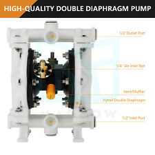 Diaphragm Pump Double Air Operated Qby 15 12 Inletampoutlet 13gpm 116psi