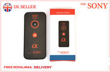 IR Wireless Remote Control for Sony NEX-6 NEX-7 NEX-5R NEX-5N Alpha A6000 A290