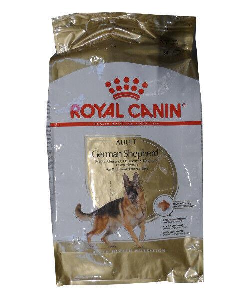 11kg Royal Canin German Shepherd Adult Deutscher Schäfer cane *** Prezzo TOP ***