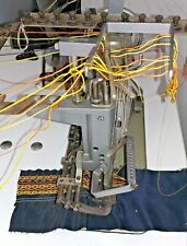 Smocking 12 Needle Chainstitch Industrial Sewing Machine Used Head Only