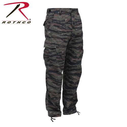 Rothco Tactical BDU Pants Tiger Stripe Camo