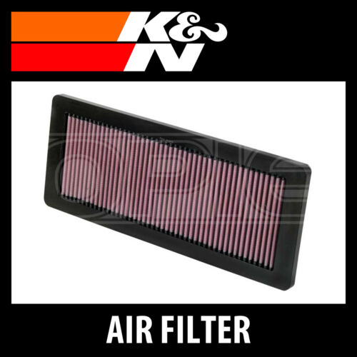 K and N Original Performance Part K/&N 33-2936 High Flow Replacement Air Filter