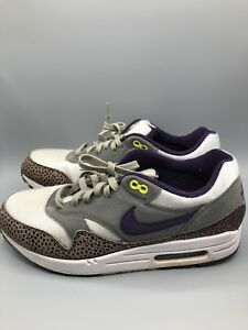 Nike Air Max 1 Purple Safari | Outsole | Exclusive sneakers