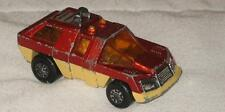 VINTAGE MATCH BOX 1975 LESNEY PLANET SCOUT SUPERFAST #59 MADE IN ENGLAND 1:64