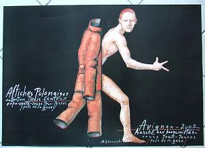 Polish Poster - Affiches Polonaises - Gorowski - Chojnów, Polska - Polish Poster - Affiches Polonaises - Gorowski - Chojnów, Polska