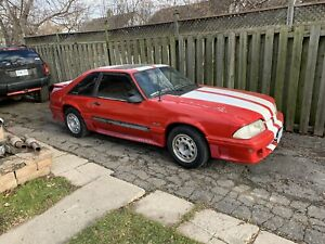 2 foxbody mustangs for sale