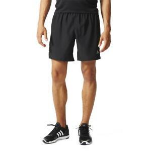 New-Men-039-s-Adidas-Reflective-Response-Running-Shorts-Variety-Size-amp-Color