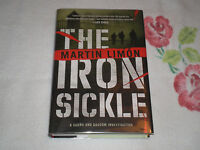 The Iron Sickle By Martin Limón Signed