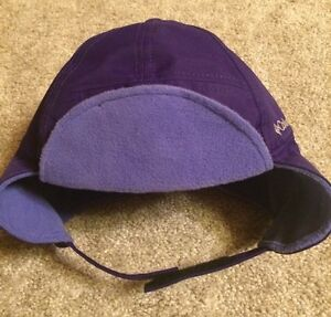 Columbia Youth Snow Day Trapper Hat Purple With Omni-shield Size L ... c742b73cb8e