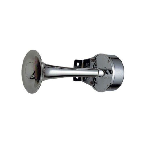 Edelstahl Horn Hupe Signalhorn Nebelhorn Fanfare 5141