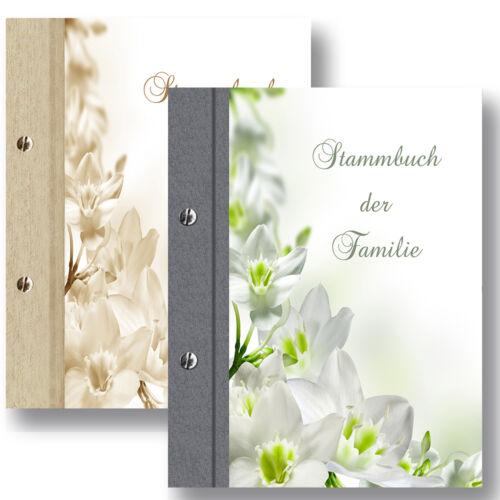 Stammbuch Aira Familienstammbuch Stammbuch der Familie Hochzeitsdokumente