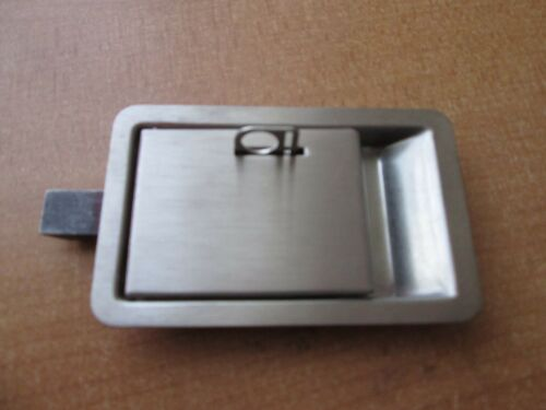 A20014-2SP Stainless Steel Lockable Paddle Latch Actron MFG