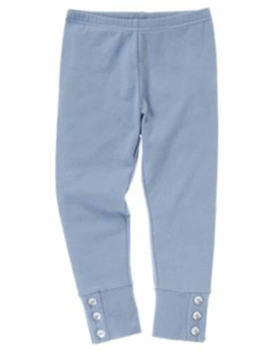 Gymboree Bottoms Leggings Cropped Thermal Velour 3 4 5 6 7 8 9 10 NWT Retail