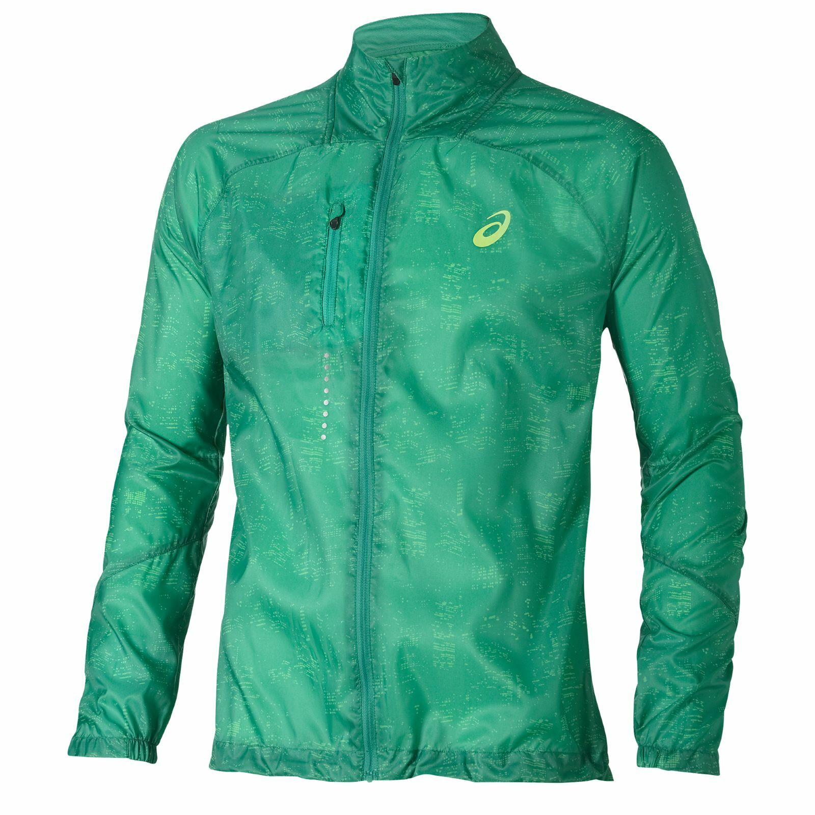 ASICS lightweight jacket-Uomo-Corsa Giacca-RUNNING-Taglia S - - - 121627-5015 765206