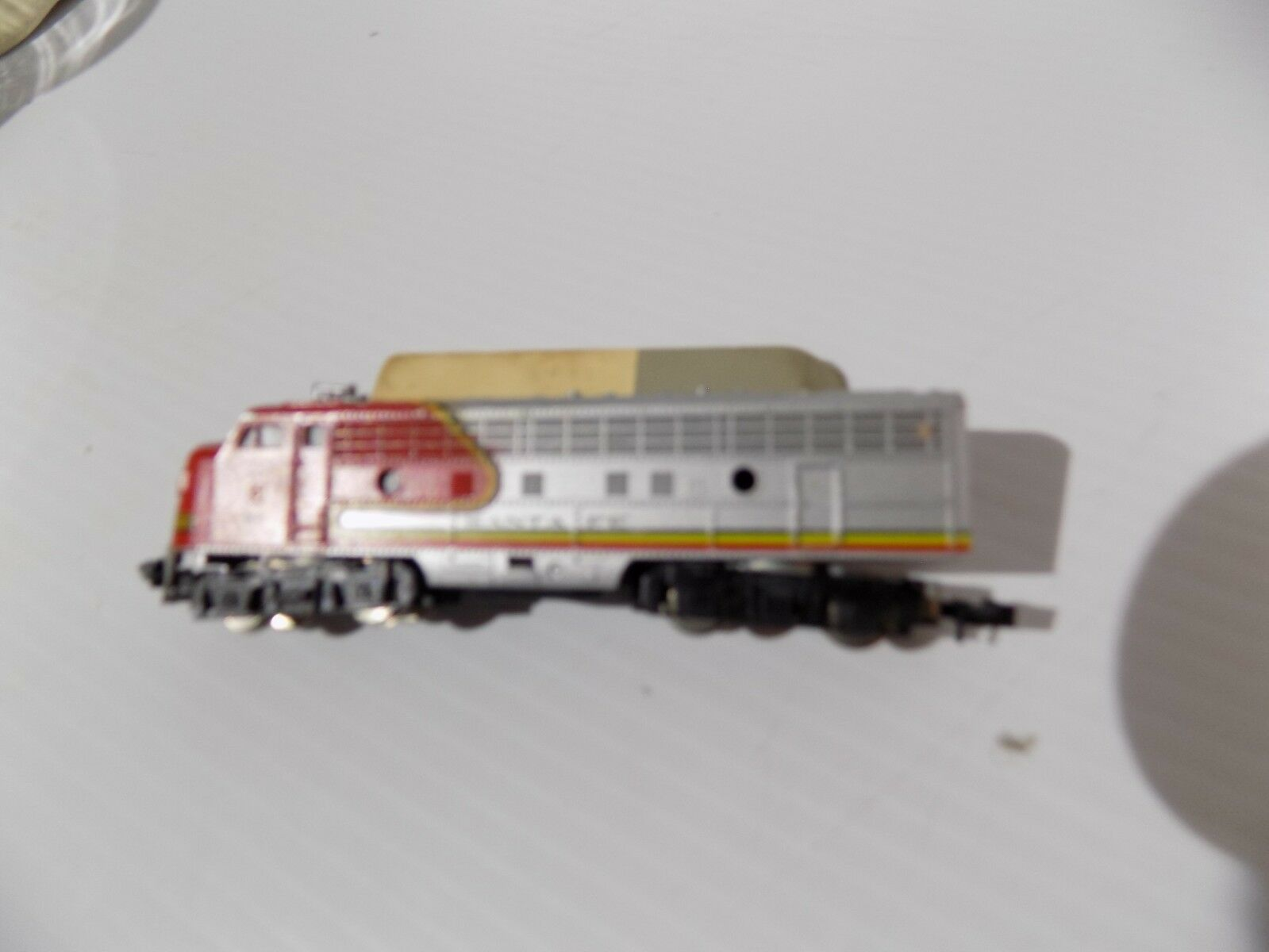 Vintage N Scale Locomotives Train Freight   Engines