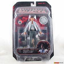 Battlestar Galactica New Caprica Boomer Diamond Select BSG action figure - worn