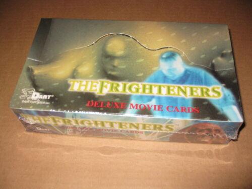 Fox Frighteners Movie Trading Card Box Michael J