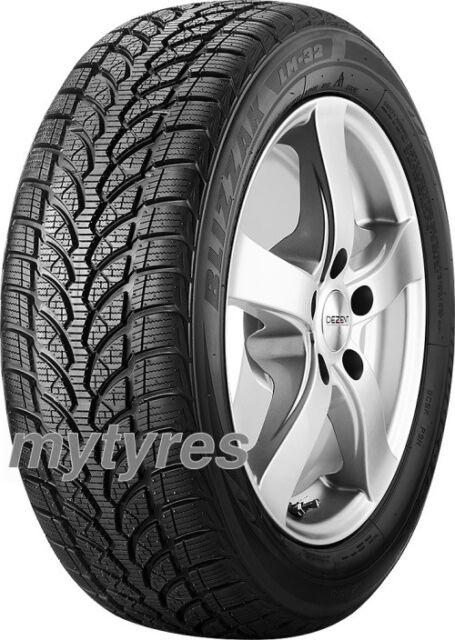 WINTER TYRE Bridgestone Blizzak LM-32 255/45 R18 103V XL with MFS M+S