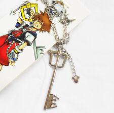 Kingdom Hearts Necklace Keychain Mitch Pendant Large size key necklace Edition