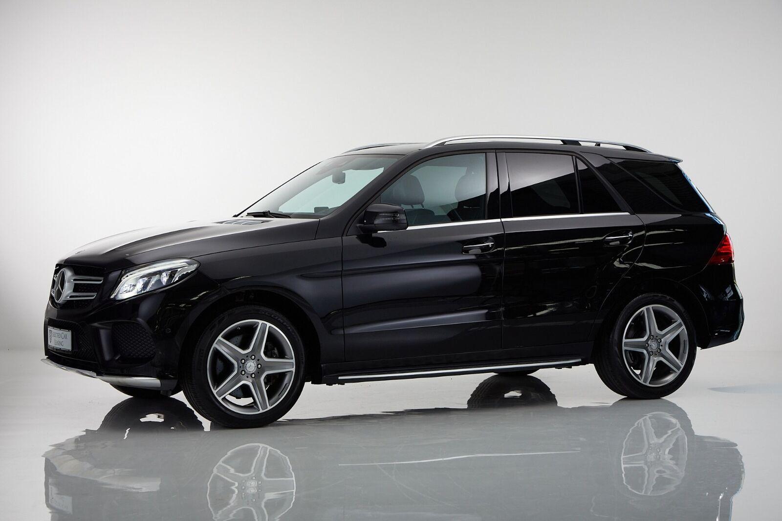 Mercedes GLE350 d 3,0 AMG Line aut. 4-M 5d - 4.527 kr.