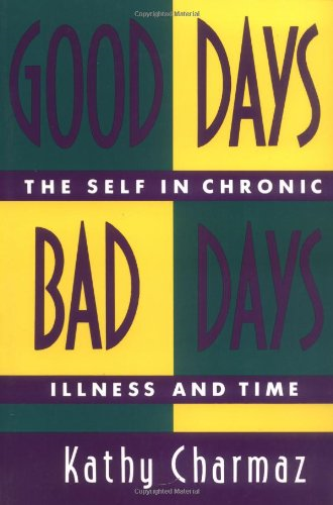 Charmaz Kathy-Good Days Bad Days None/E (US IMPORT) BOOK NEU