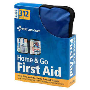 Home and Go First Aid Kit 312 Pieces