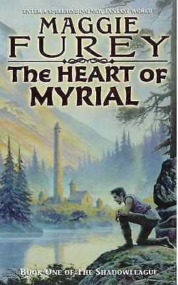 The Heart of Myrial by Maggie Furey (Paperback, 2000)