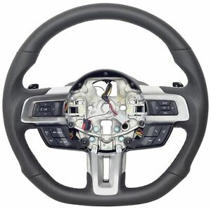 Volant-pour-Ford-Mustang-VI-6-Cuir-50-2881