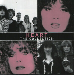 HEART-THE-COLLECTION-CD-GREATEST-HITS-BEST-OF-BARRACUDA-70-039-s-NEW