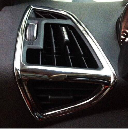 Ford Grand C-MAX und Kuga Chrom Rahmen ABS für Lüftung