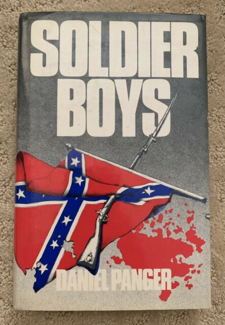 Soldier Boys by Daniel Panger Hardcover