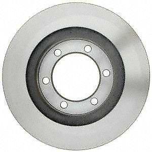 Disc Brake Rotor Front ACDelco 18A1616A
