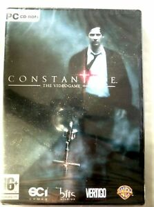 68875-Constantine-The-Videogame-NEW-SEALED-PC-2005-Windows-XP