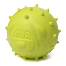 Ball toy to chew tooth Durable rubber for dog cat pet LW