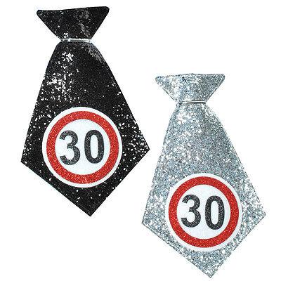 30 Geburtstag Minni-Krawatte Scherzartikel witzige Geschenke