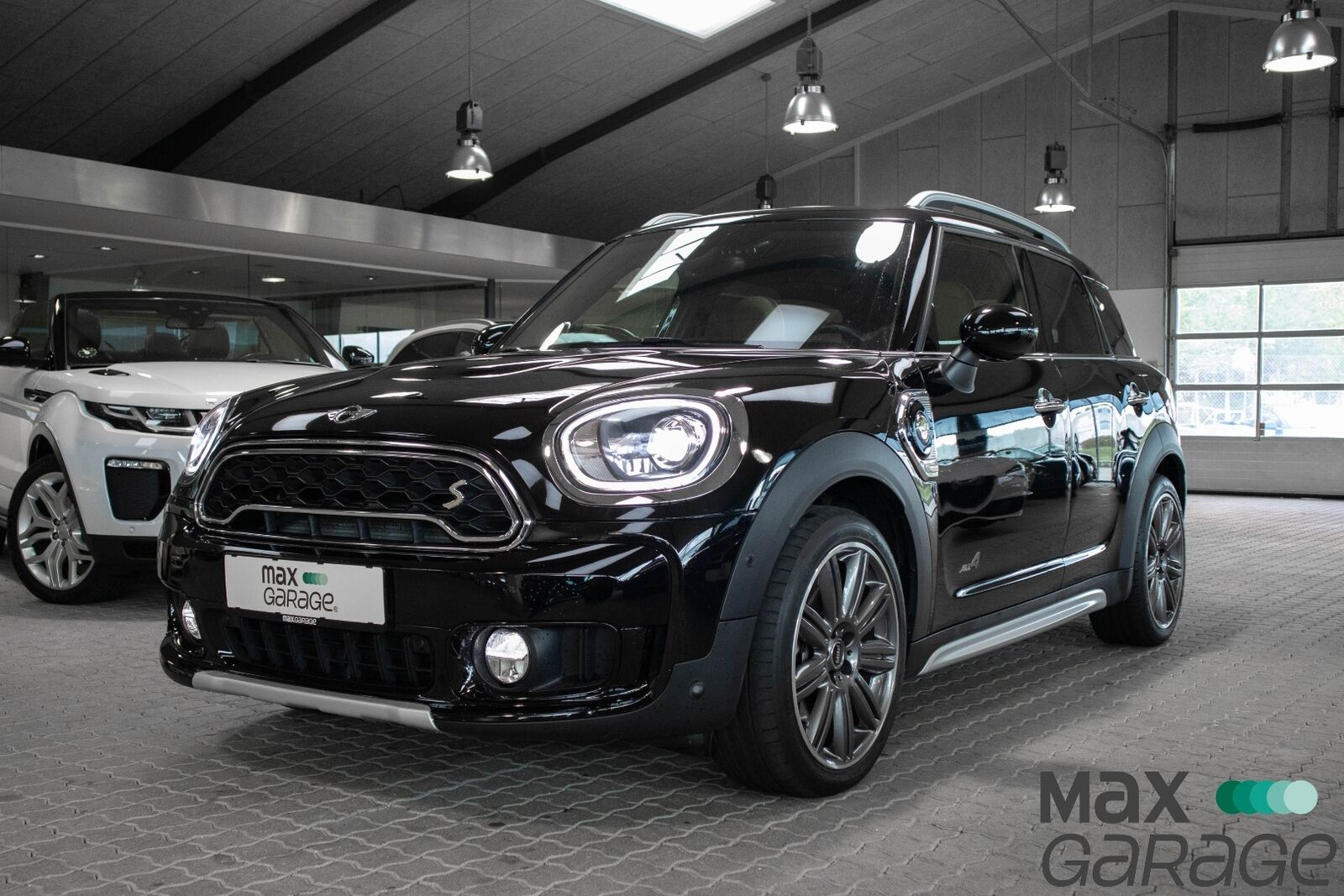 Mini Countryman Cooper SE 1,5 aut. ALL4 5d - 429.000 kr.