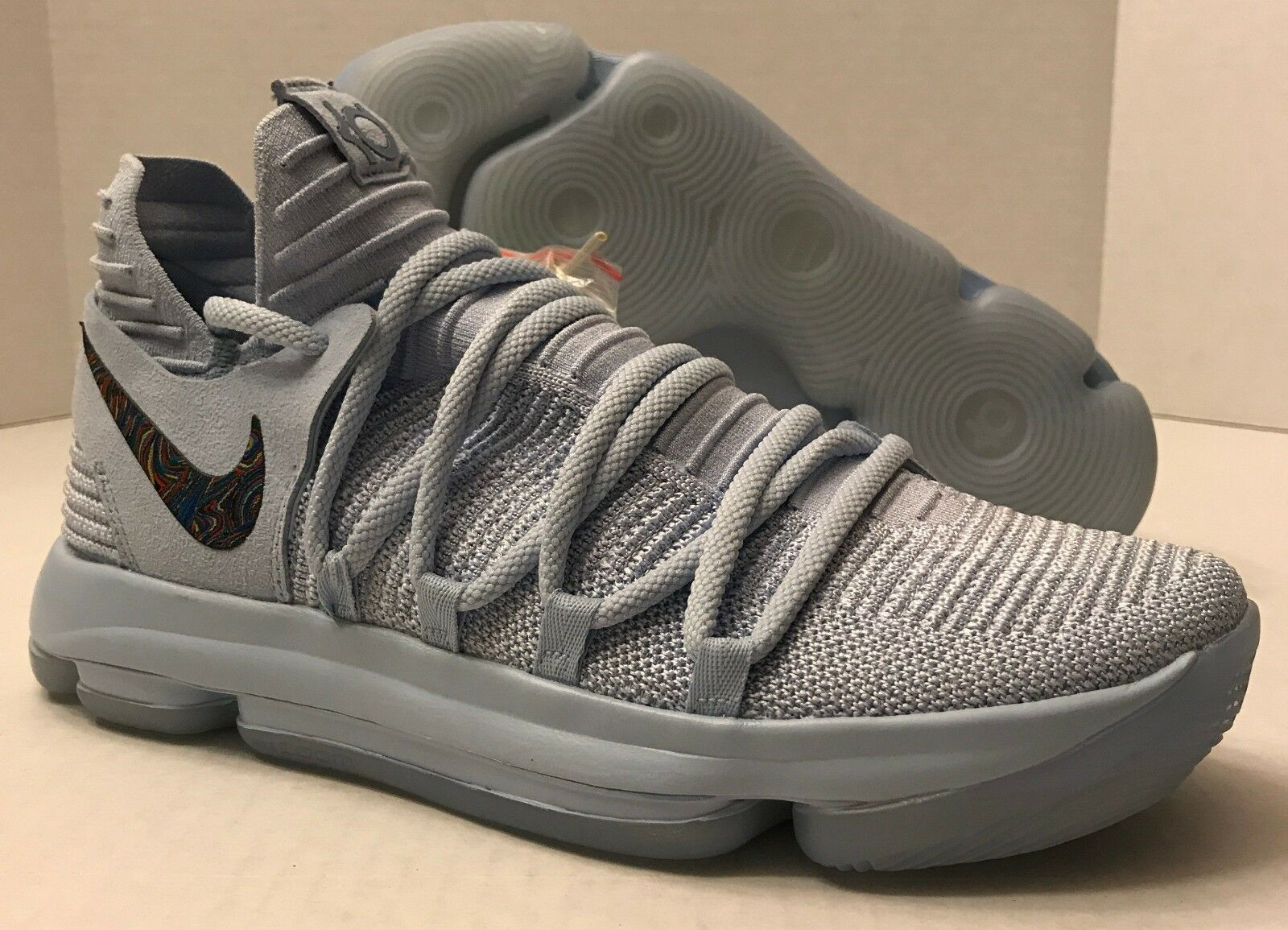 Nike x Zoom Kevin Durant KD x Nike 10 LMTD limitada