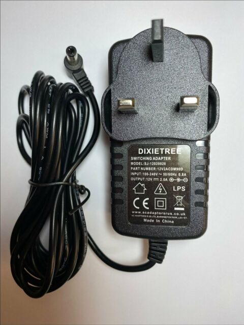 12V SEAGATE STDSA10G-RK STDSB10G-RK NETWORK ADAPTER AC-DC ADAPTOR