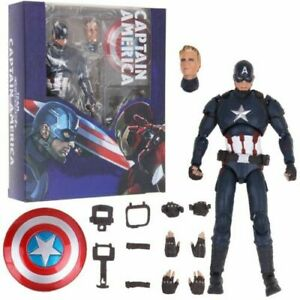 6-039-039-S-H-Figuarts-Captain-America-Civil-War-Figure-SHF-Action-Collection