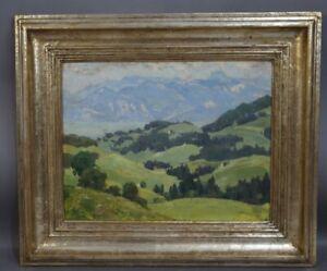 Roland-NIEDERBUHL-1896-1958-Stuttgart-Apenzeller-Land-in-der-Schweiz